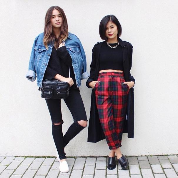 シンプルファッションはThe Line Upに習え!アジア系ファッショにスタのYoutubeチャンネルがオススメ。