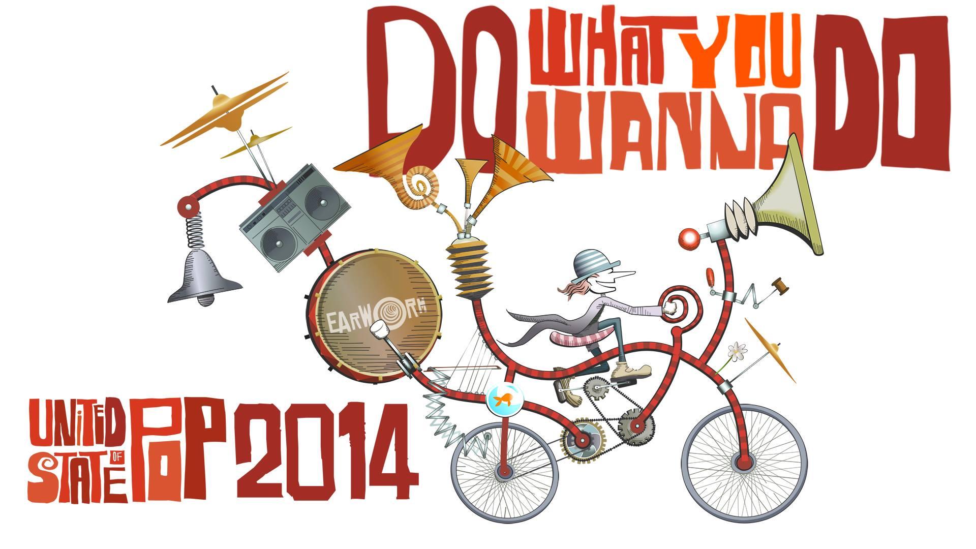 音楽で一年を振り返る、DJ Earwormの2014 MASHUP!!