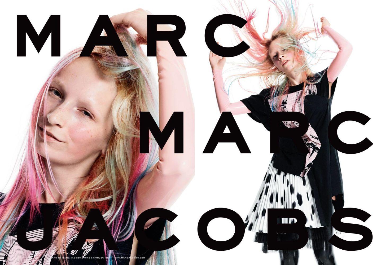 Marc by Marc Jacobsの2015 S/Sキャンペーンモデルは一般人!個性溢れるビジュアルにしびれる〜