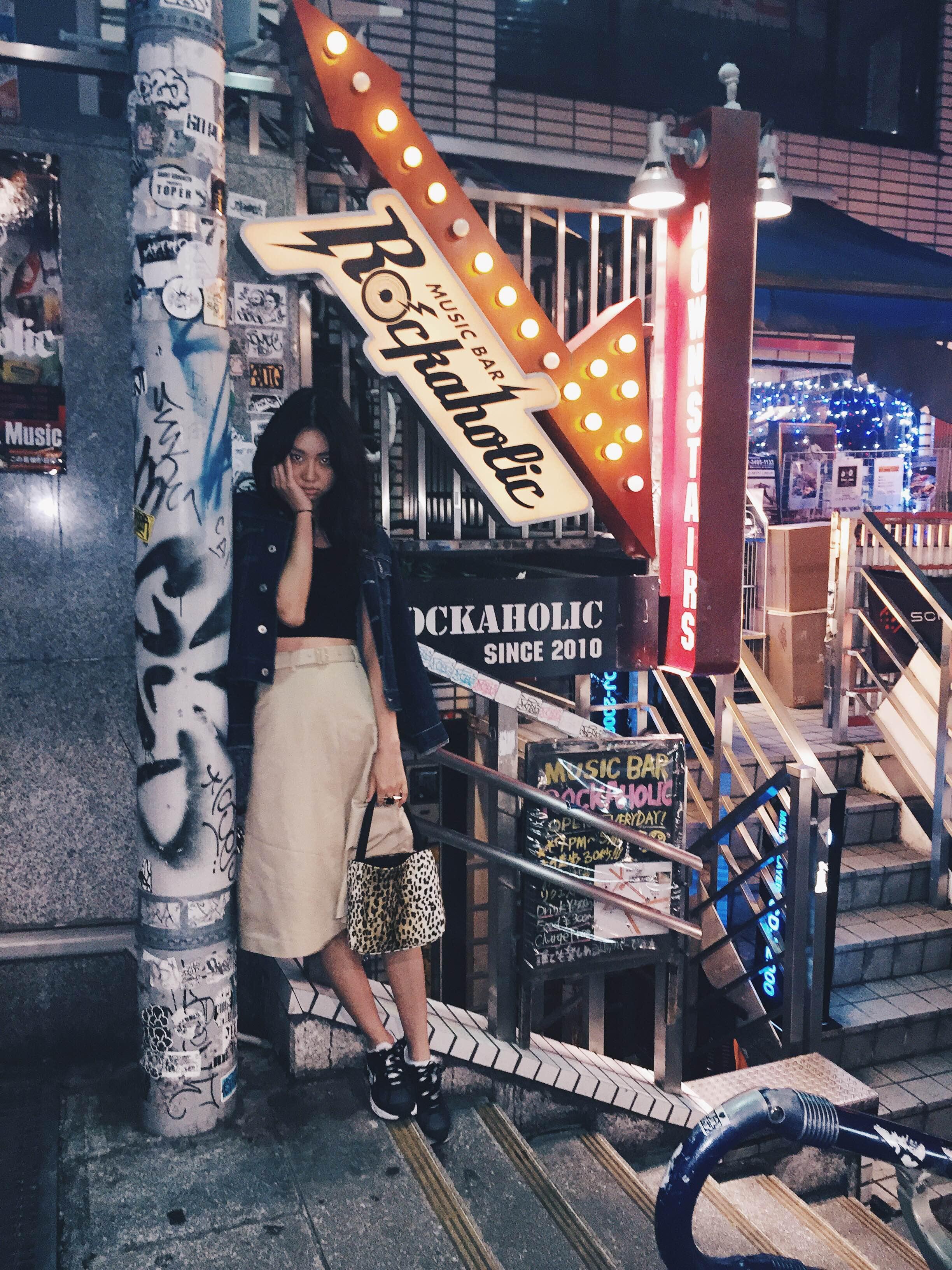 #OOTD: キャメル色のロングスカートでおとなしすぎないスポーツMIXコーデ。 #fashion #outfit