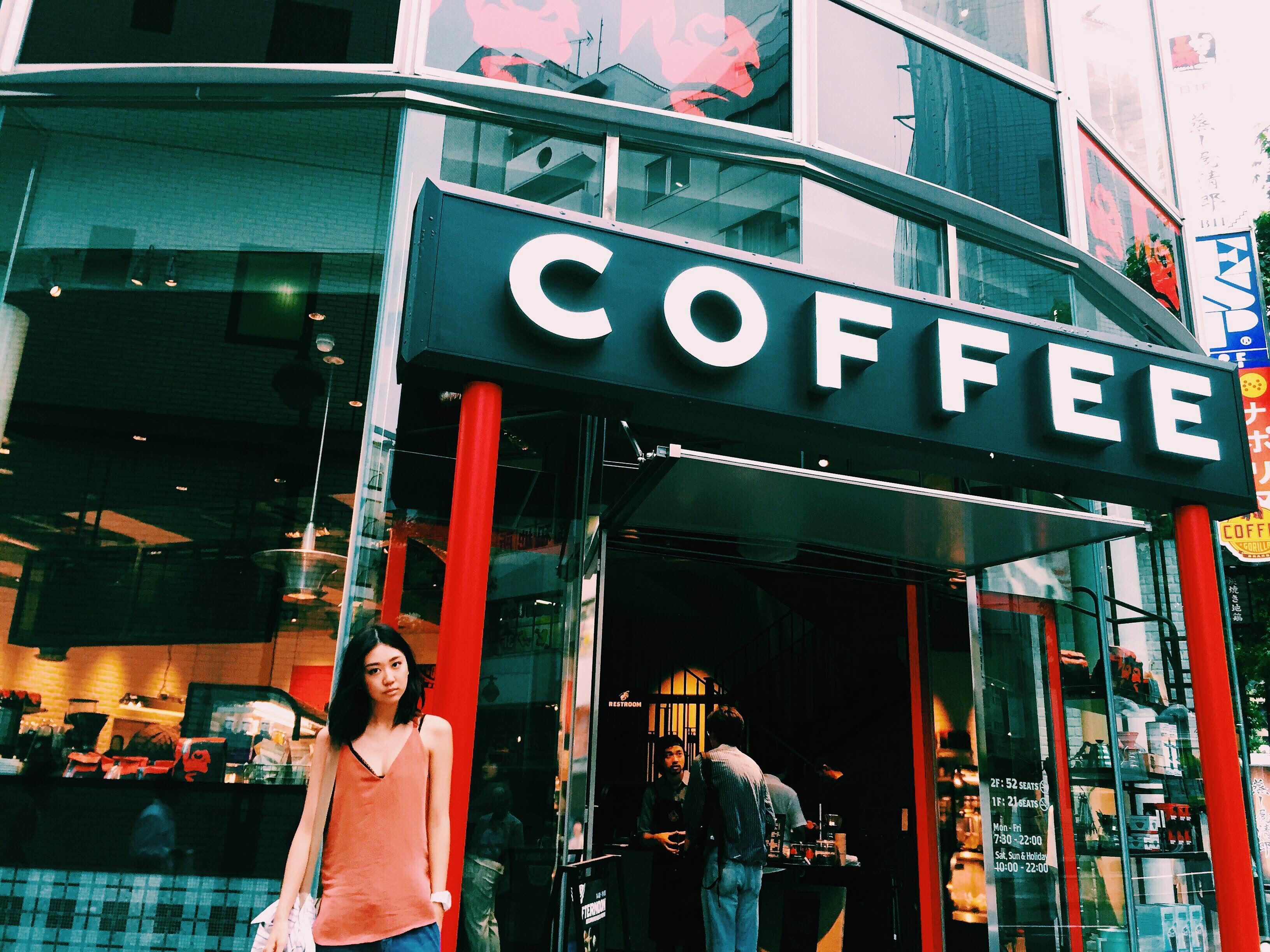 渋谷のGORILLA COFFEEへ行ってみた!いいところと悪いところを正直にレポート #lifestyle #coffee