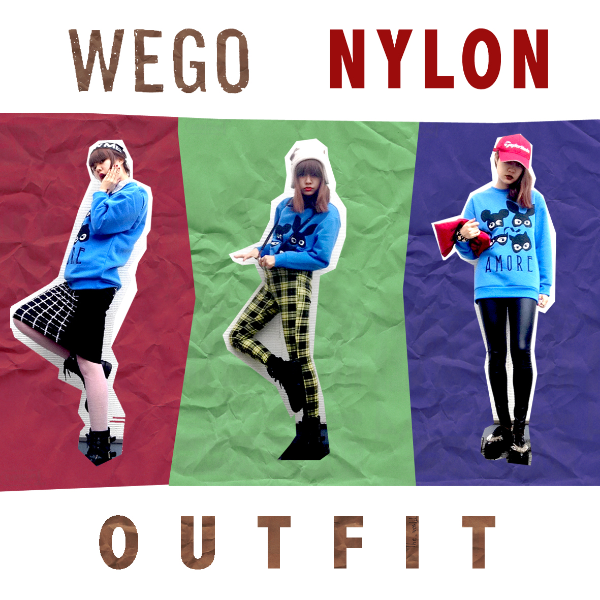 NYLON_JAPAN×WEGO_SWEAT