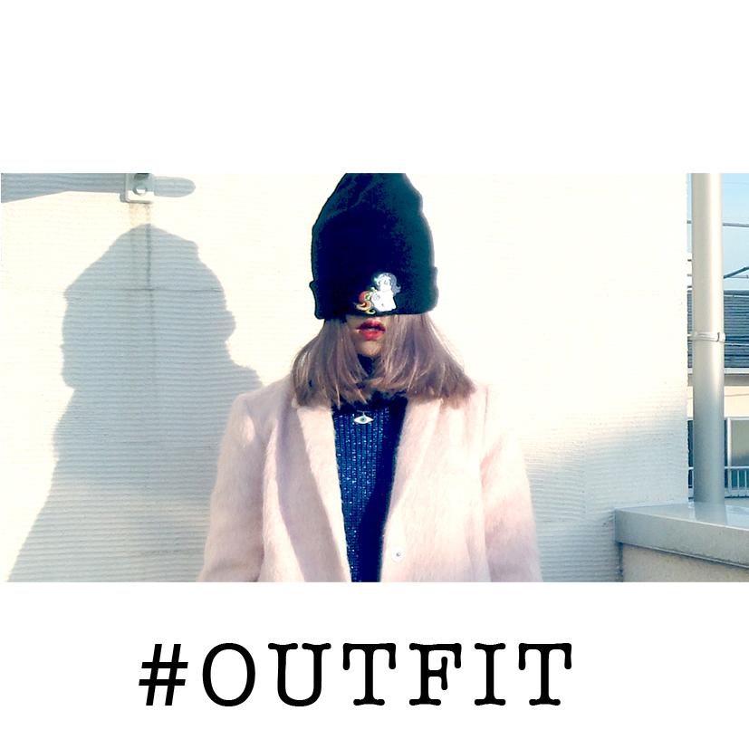 新しいアウター#OUTFIT
