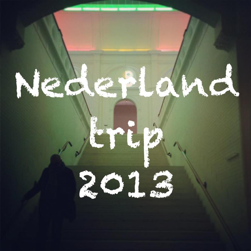 去年の今頃のひとりオランダ旅行#daily