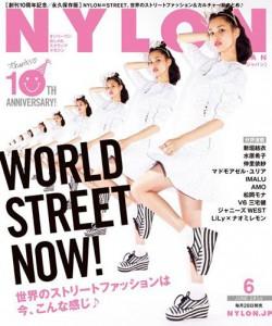 NYLON#06 発売!!