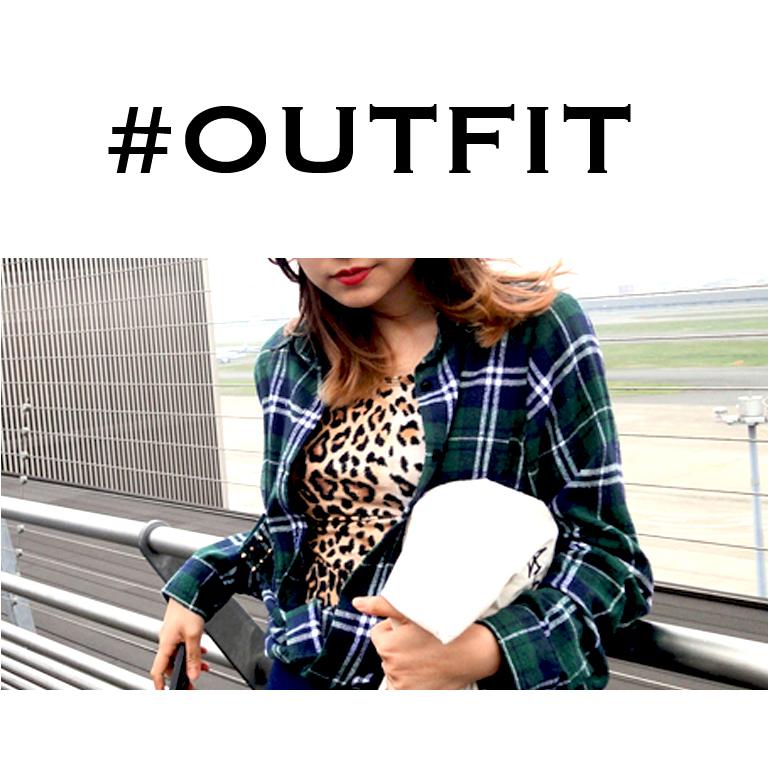ホリデー向きのカジュアルなふく#outfit