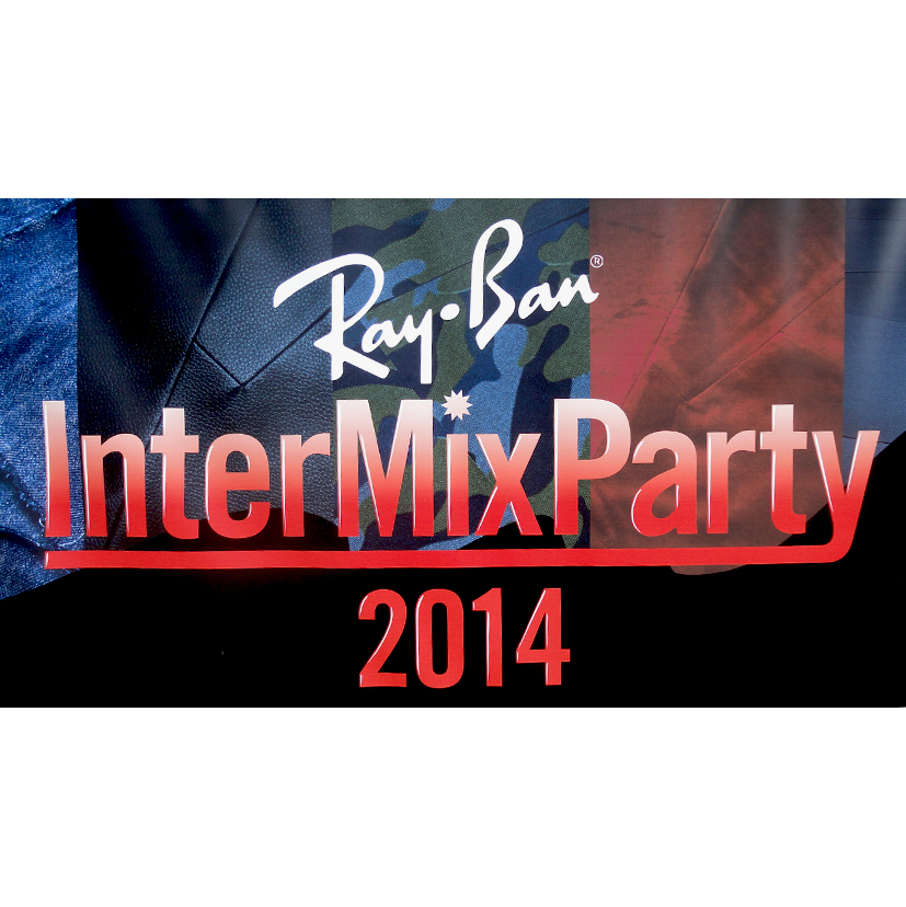 Ray-Ban® INTERMIX PARTY 2014に行って来た#event