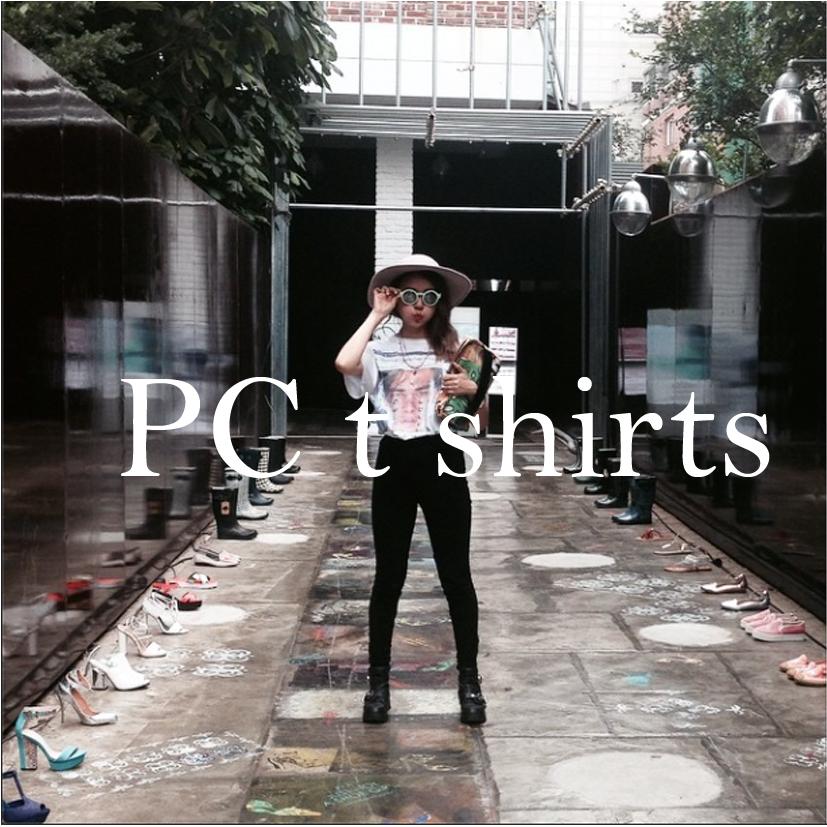 Tumblrで有名なt-shirtsをGET!!動画も作ってみた