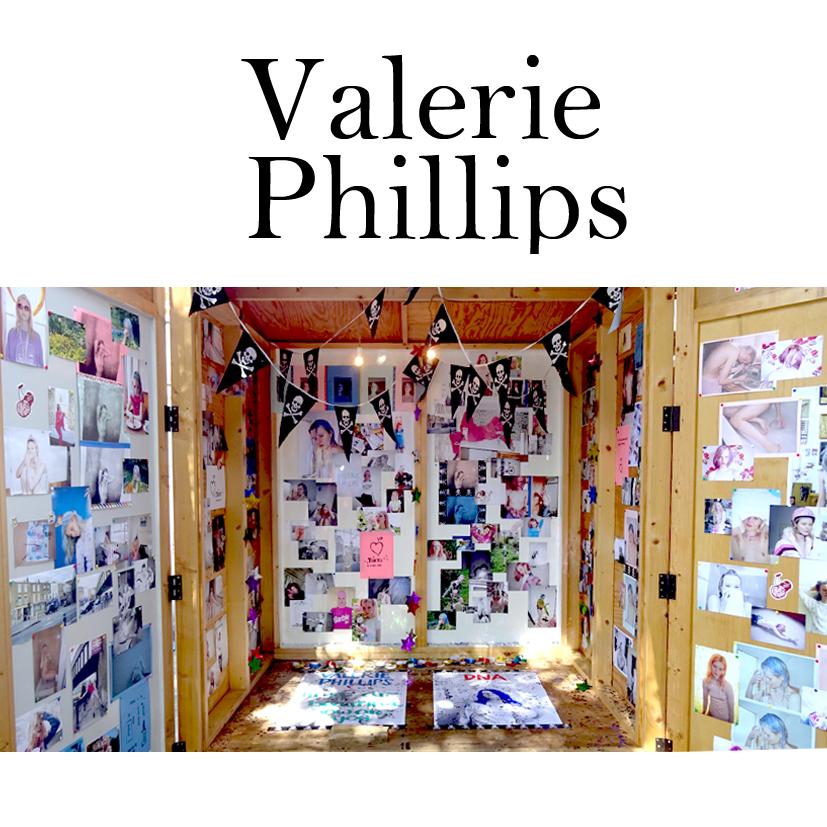アルヴィダちゃんとValeriePhillipsの世界観
