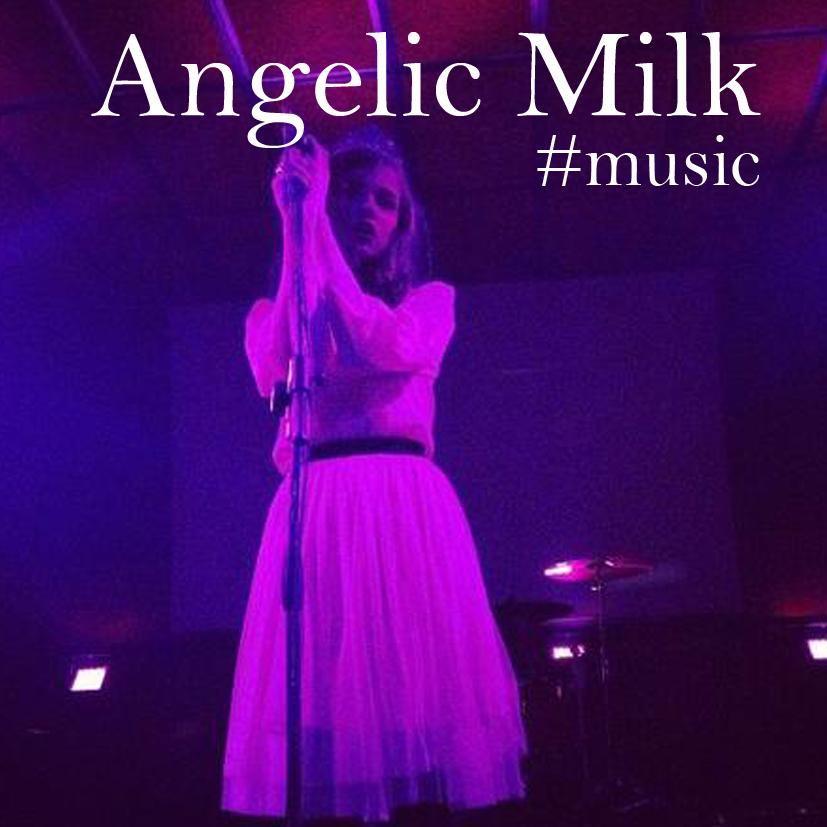 ロリータフェイスとロックの融合!instagramで偶然見つけたAngelic Milk をシェア!#music@it_s_you_