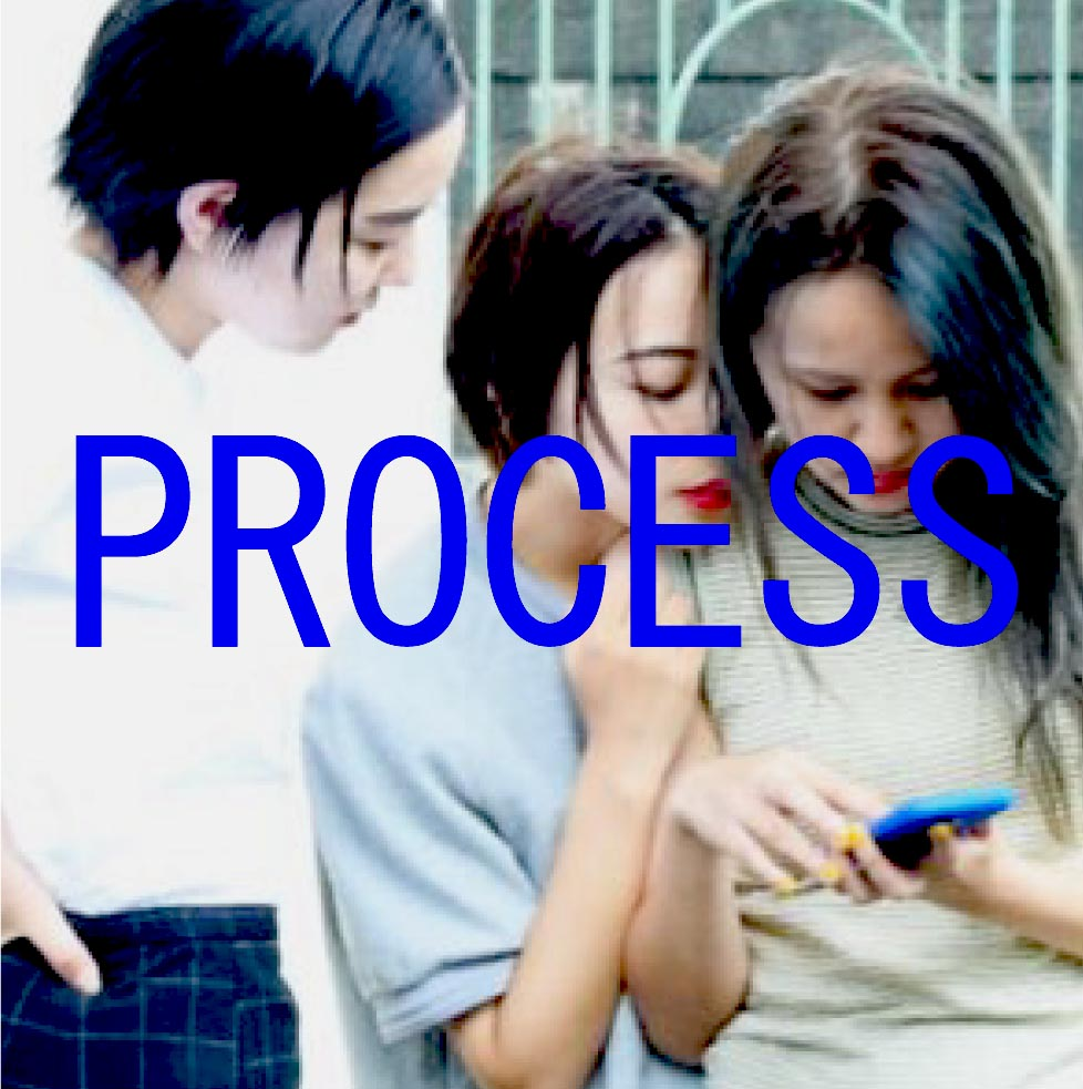 フィルムを撮るときに気をつける事など、ZINEのプロセス紹介