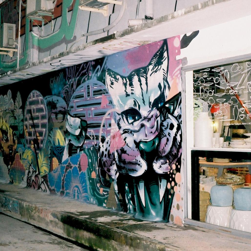 ベトナムでお洒落な雑貨、服を買うならここ!!3A@  it_s_you_