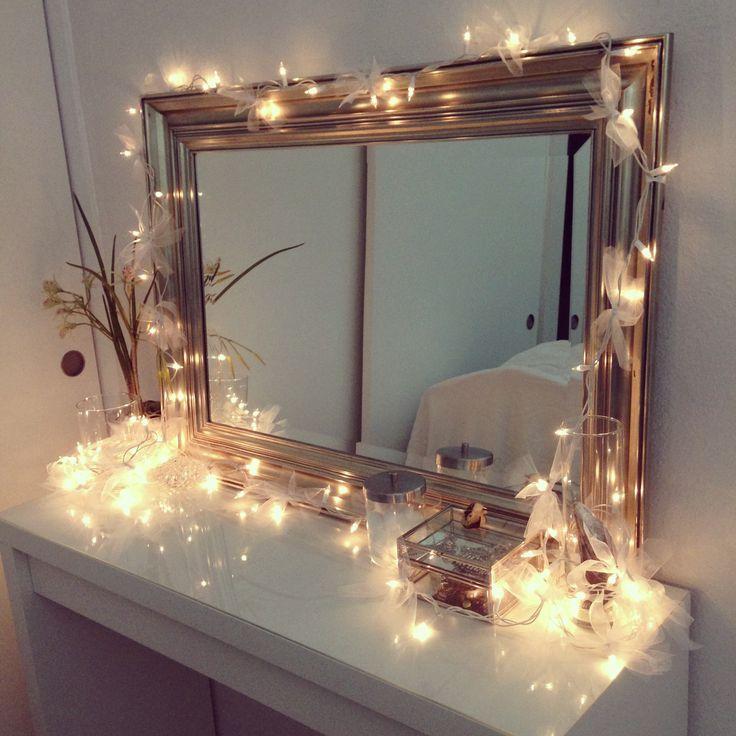 これさえあればクリスマス気分♪自分の部屋で簡単にクリスマスっぽく見せる方法。