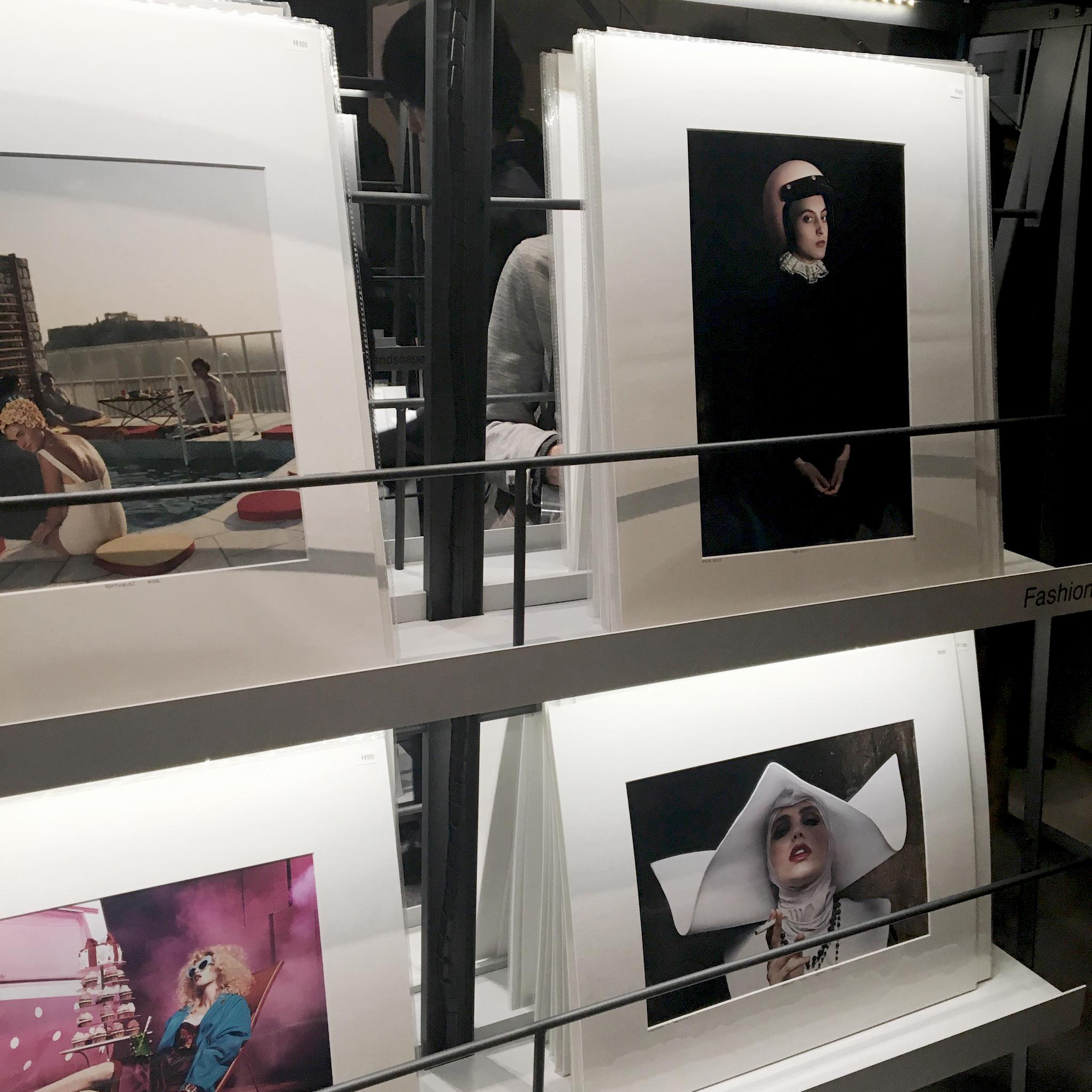 アートフォトのある暮らし。レコードを選ぶようにお気に入りのアートフォトを見つけるお店 #YELLOWKORNER#YKJP