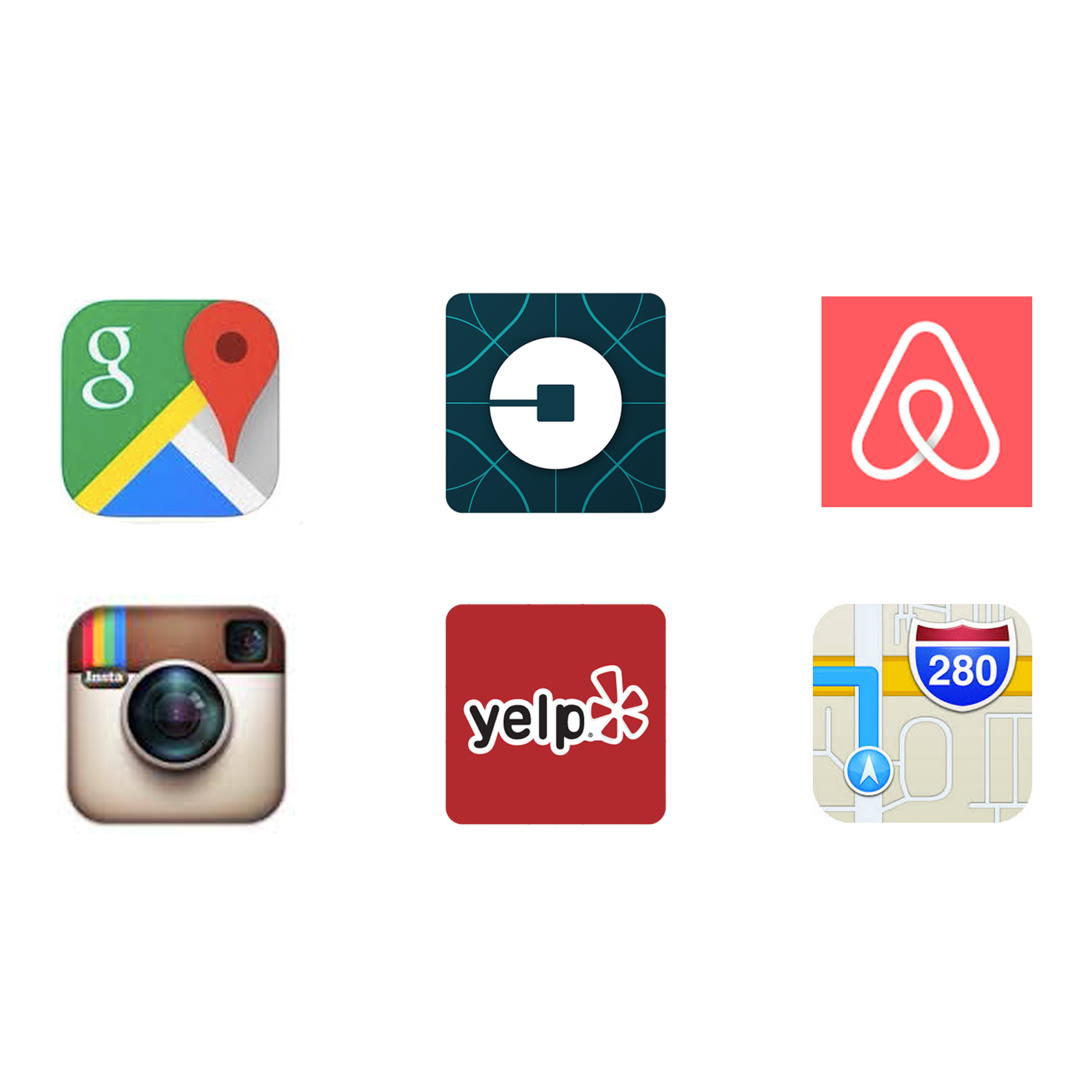 旅先で使えるおすすめアプリ5選#NY#TRAVEL#