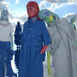 最近のブランドは人間に服を着せたがらない?バーチャルモデルを起用するブランド達。 # VirtualModel