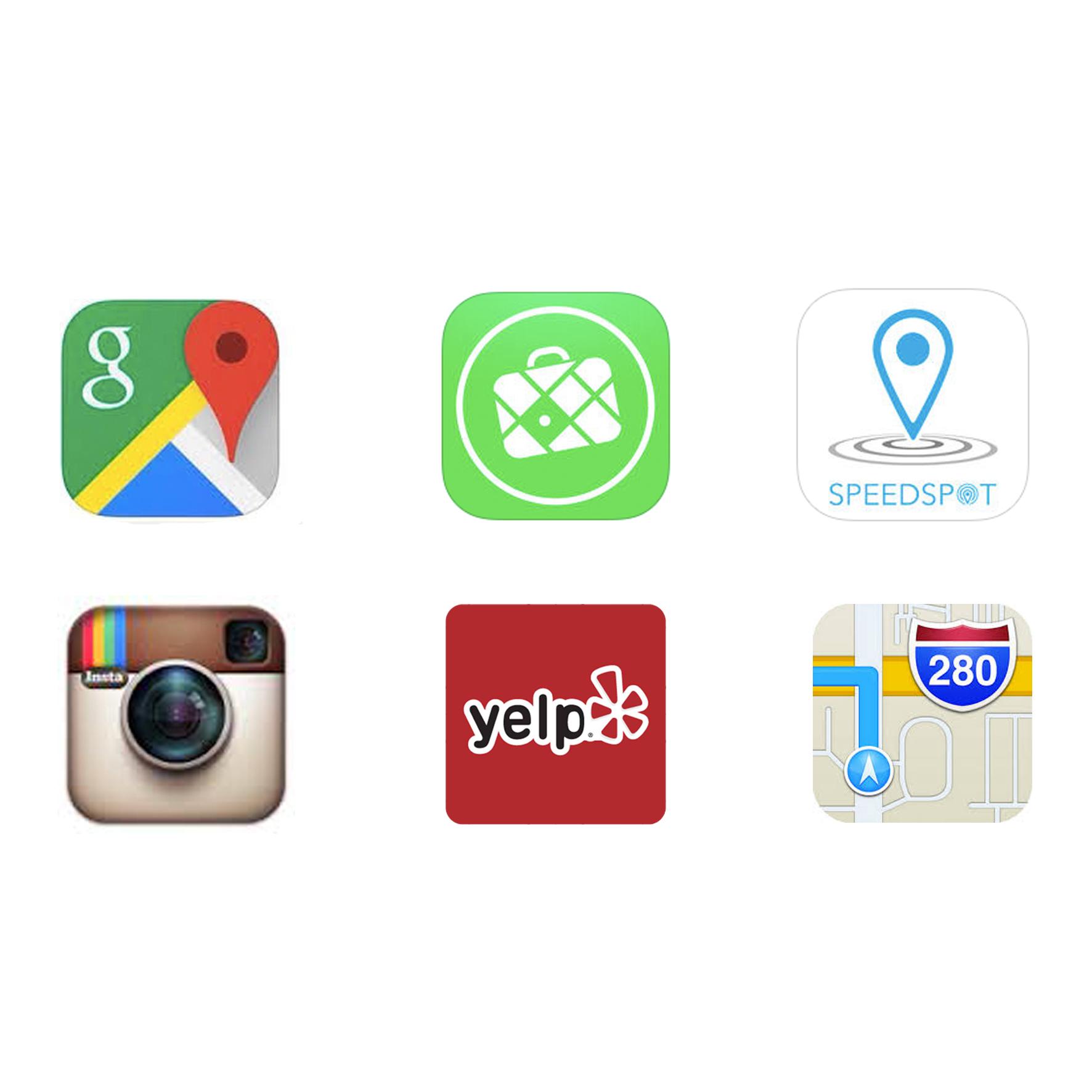 その他旅で使えるお勧めアプリ!