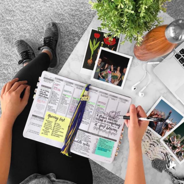 3年後の自分は夢を叶えられてる?目標を達成するための手帳Passion Planner#スケジュール帳#手帳