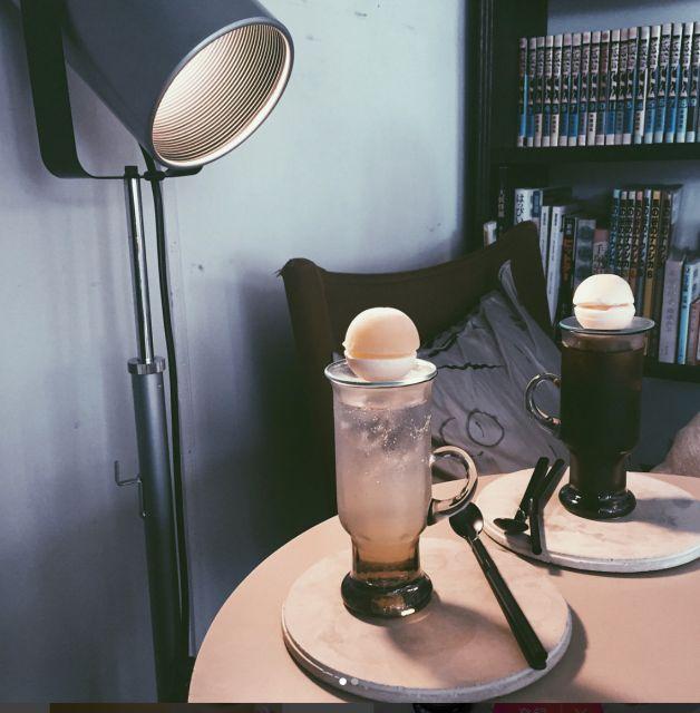 """年越しは京都旅行♡ユニークなビジュアルのアイスとソーダのお店""""カマタ店"""""""