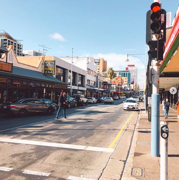 オーストラリアの静かな都会アデレードに行ってきた。
