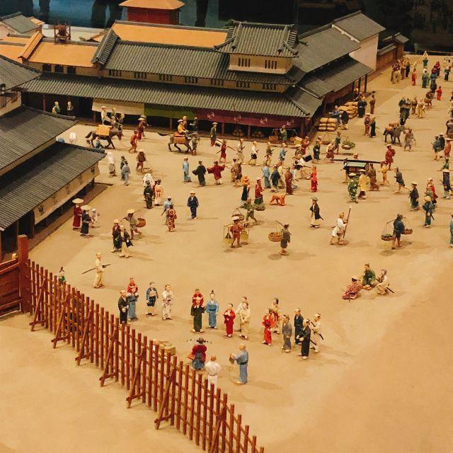 ゴールデンウィークは東京を感じる日!江戸博物館へ行こう!