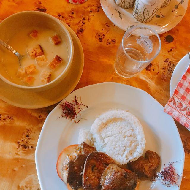 ハンガリーで安くてボリューミーなフォアグラを食べまくった話