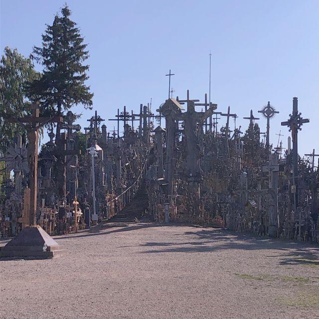 リトアニア十字架の丘へ行ってきた