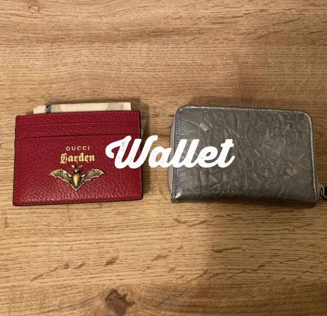 【お年玉で何買う?】より薄く、よりミニマルに!カードケースをお財布代わりに使ってみた