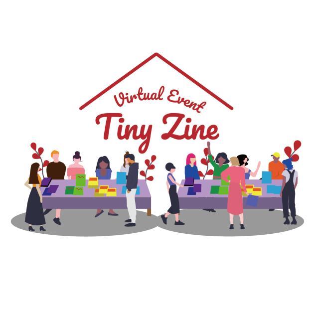 ZINE・雑貨の販売&交流イベントTINYZINEがバーチャルイベントを6月末まで開催♡