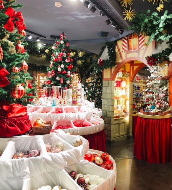 一年中クリスマスなお店ケーテ・ウォルファルトにテンション上がりすぎて大変だった