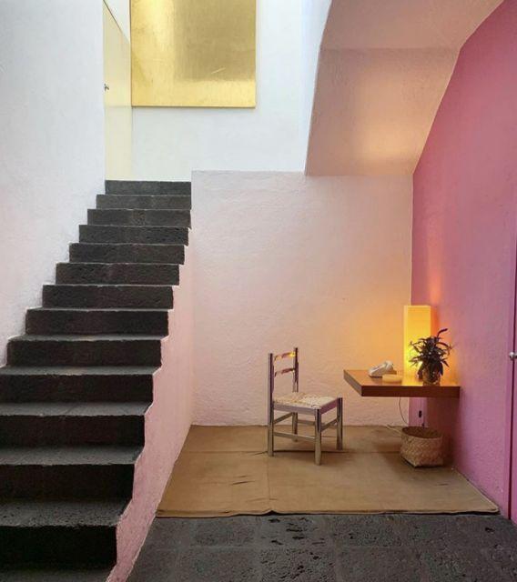 メキシコの建築家ルイス・バラガンの家がすごかった。