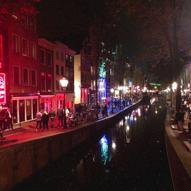 オランダ、アムステルダムの名所、飾り窓のおすすめスポット!