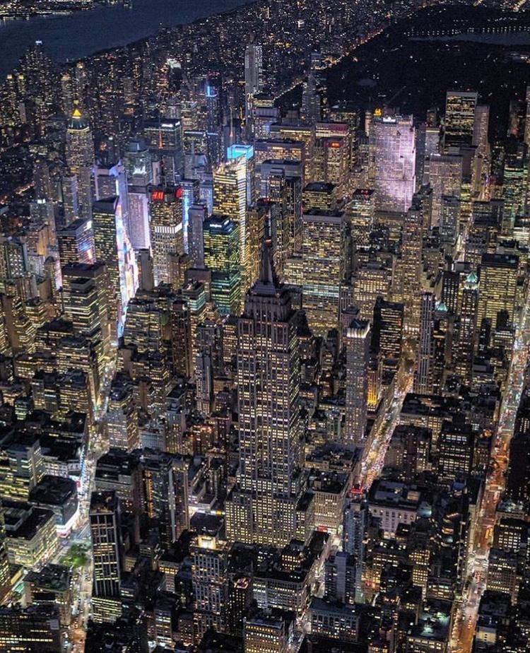 ゴーストタウン!! NYの今の状況、、#コロナウイルス