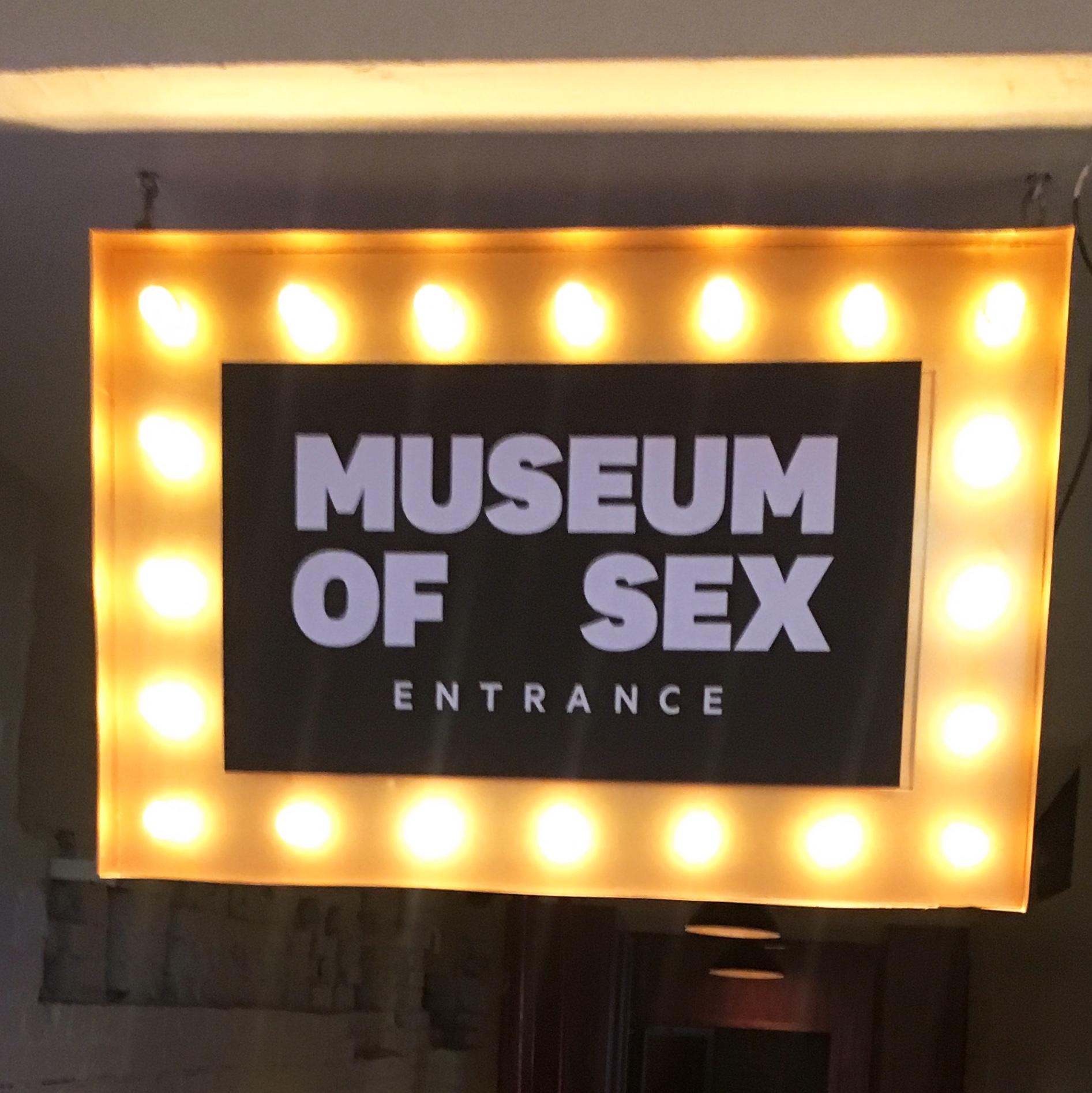 MUSEUM OF SEX について❤️