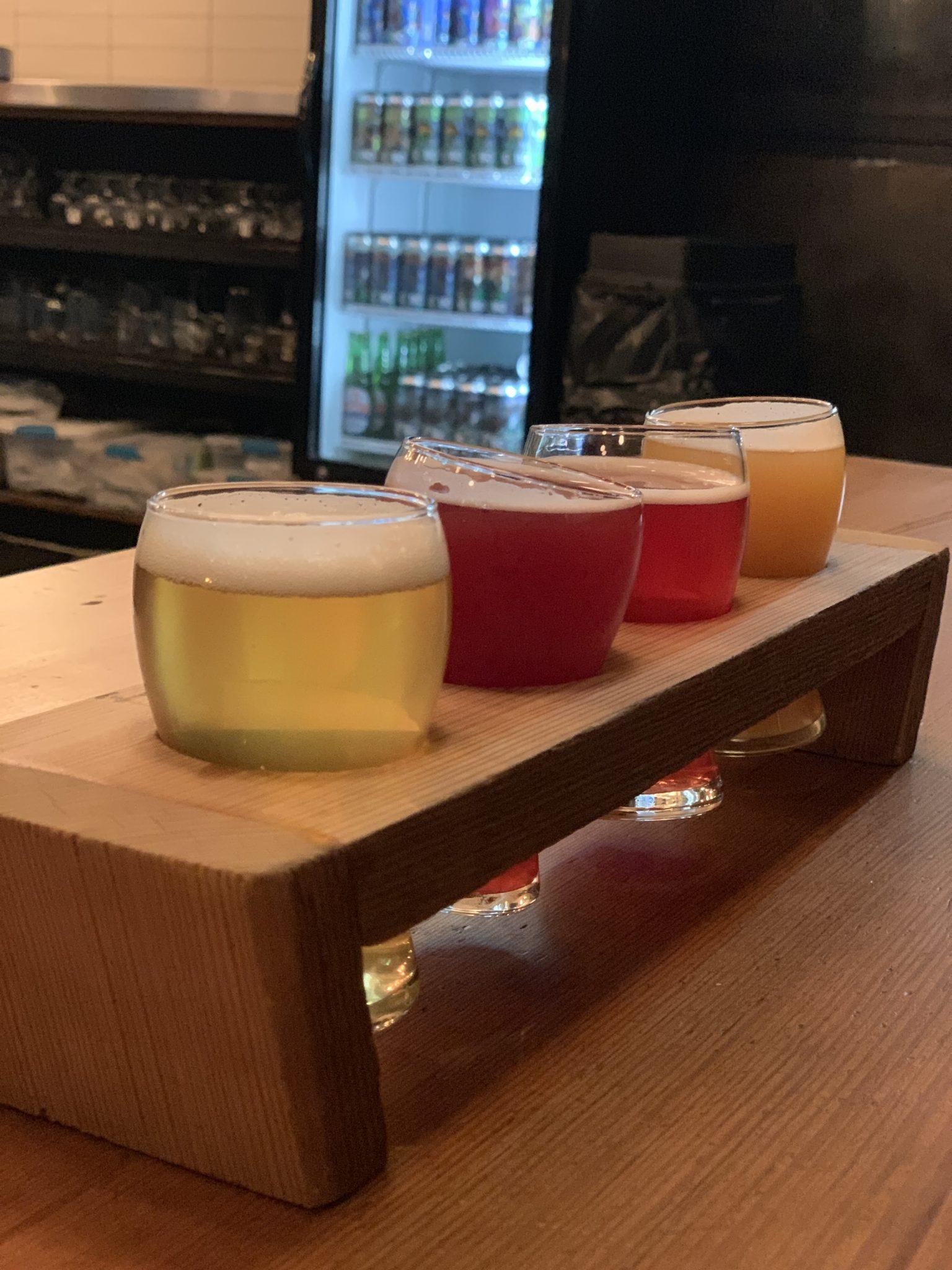 フレッシュなビールが飲めるBAR☆