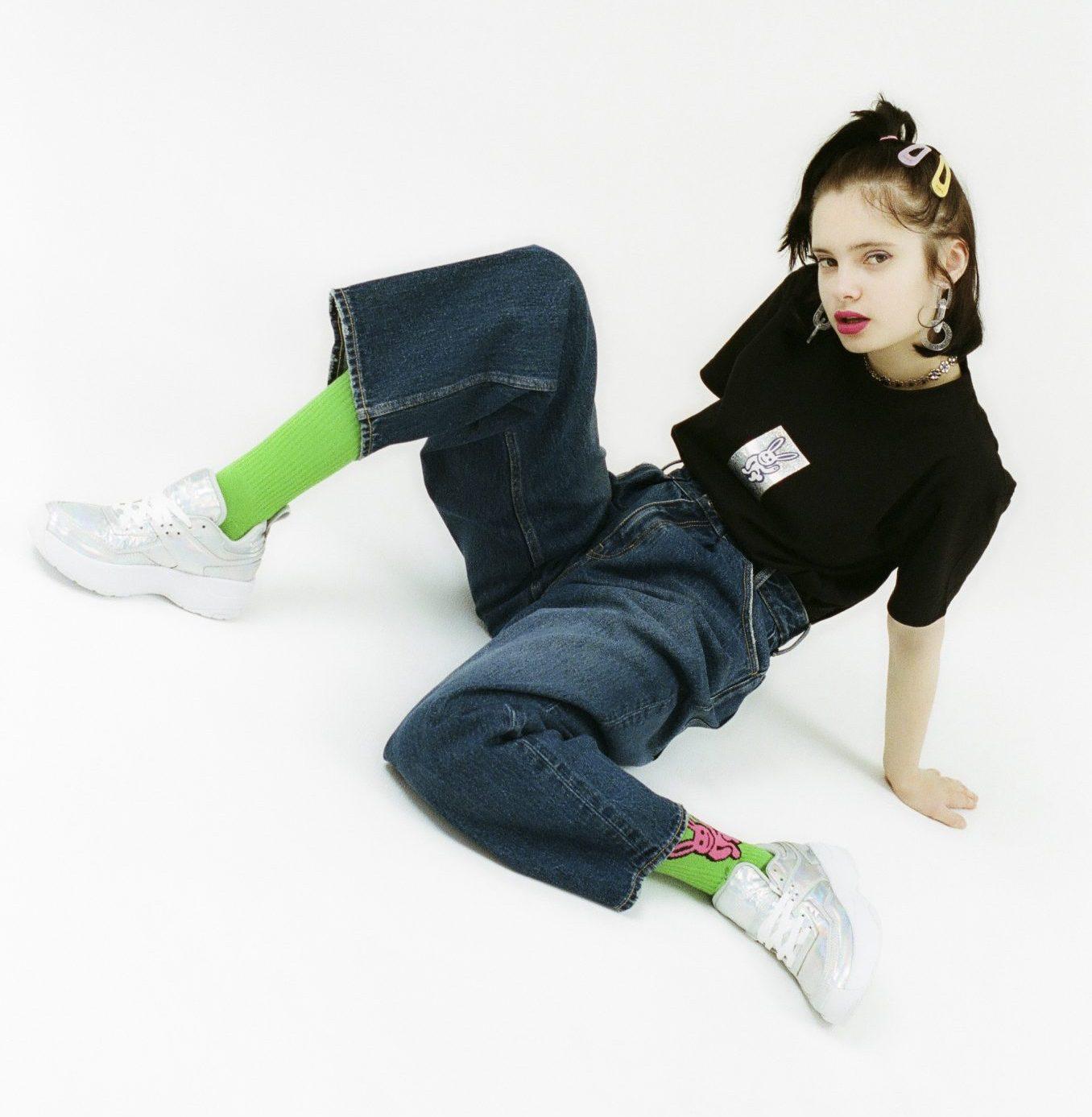 X-girl × DCシューズ 初のコラボ!!! #dcshoes #x-girl