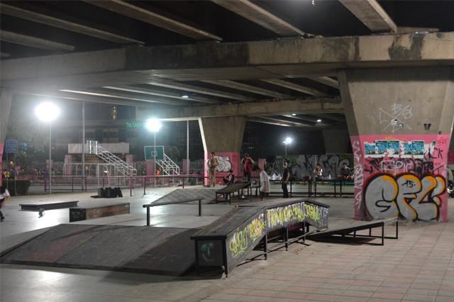 Thailand sk8 park & sk8 shop編 vol.1 #バンコクのsk8シーン #skateboard #スケートボード