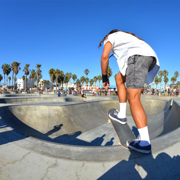 LA sk8 Trip #VeniceBeach