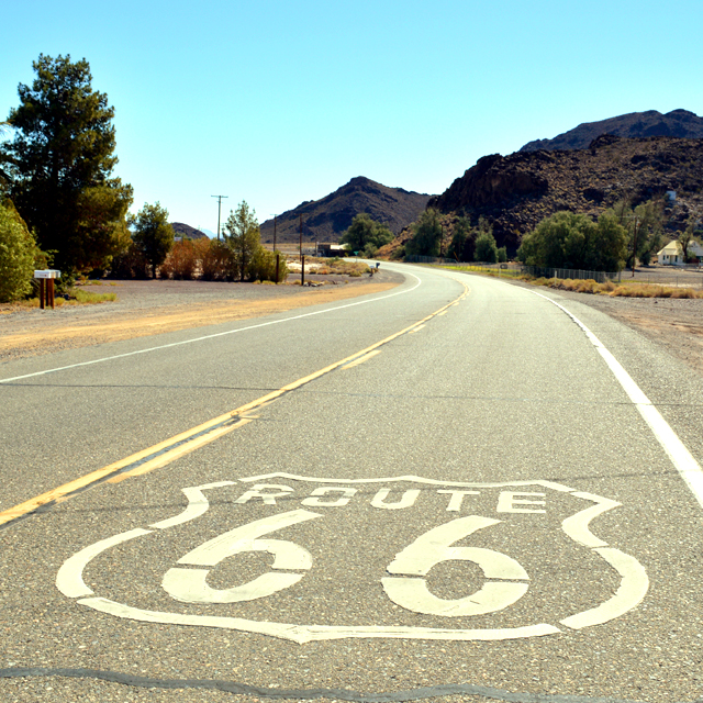 Get Your Kicks On Route 66 #ROUTE66