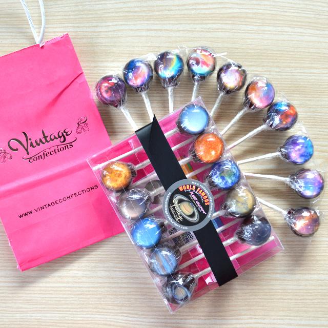 待ちに待ったVintage Confectionsの宇宙キャンディ #Candy