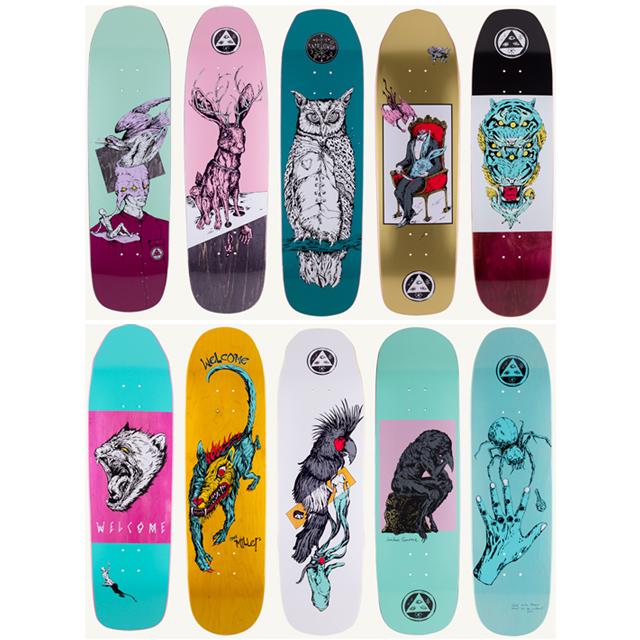 今時期からスケートボードをはじめて春にはストリートデビューしよう #おすすめデッキブランド #skateboard