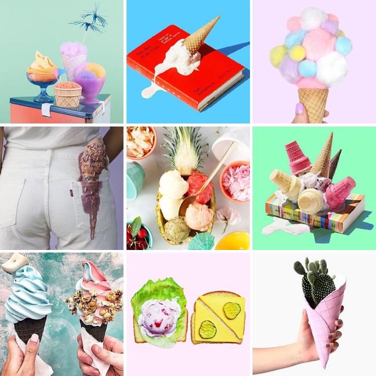 夏の期間限定でオープンするNYのアイスクリームの博物館がかわいい # icecream