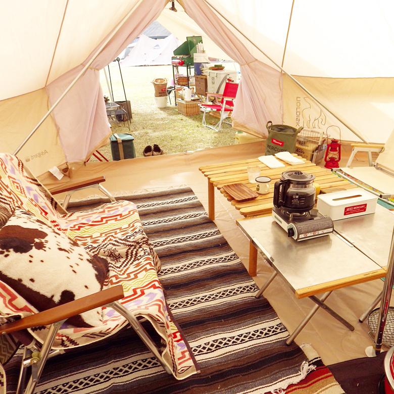 新定番になりつつあるアウトドアスタイル。インテリアを楽しむように秋キャンプをしよう。#NORDISK #シロクマ