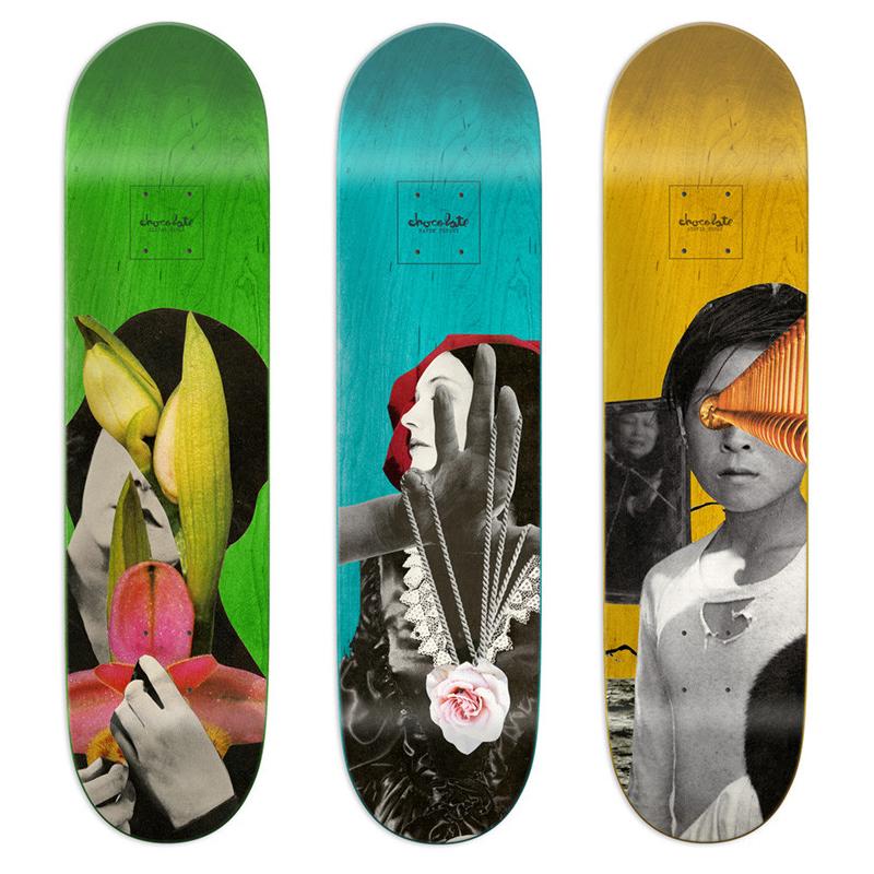インテリアとしても楽しむスケートボード #skateboard