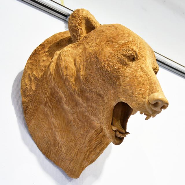 身近なものが集められた面白さ。木彫り熊コレクション #札幌国際芸術祭
