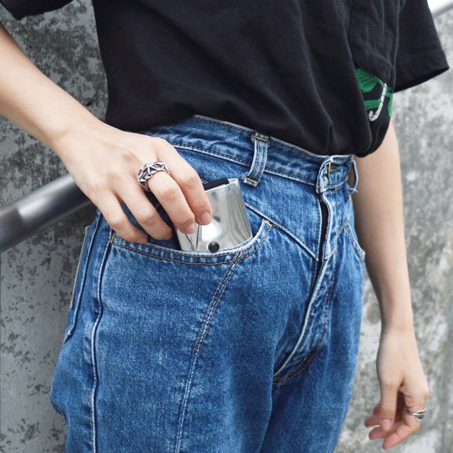 世界最小の財布?com-onoのミニマムウォレットがとても使いやすい #com-ono #池之端銀革店