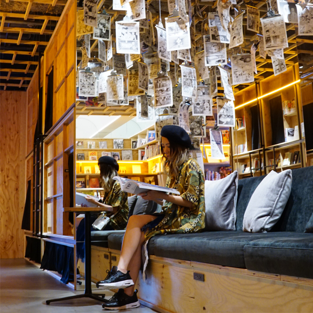 泊まれる本屋で話題のBOOK AND BED TOKYOへ実際に泊まってみた。 #新宿 #泊まれる本屋