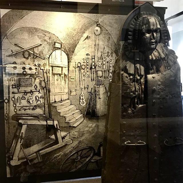 メルヘンな町に隠された恐ろしい歴史。中世ヨーロッパの拷問や処刑に触れる中世犯罪博物館  #ローテンブルク #ドイツ
