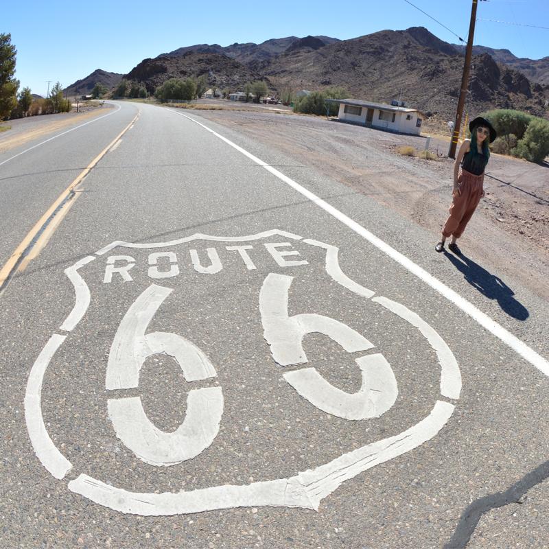"""イギリスの若者の間で""""インスタ映え""""第1位に輝いたルート66 #Route66"""