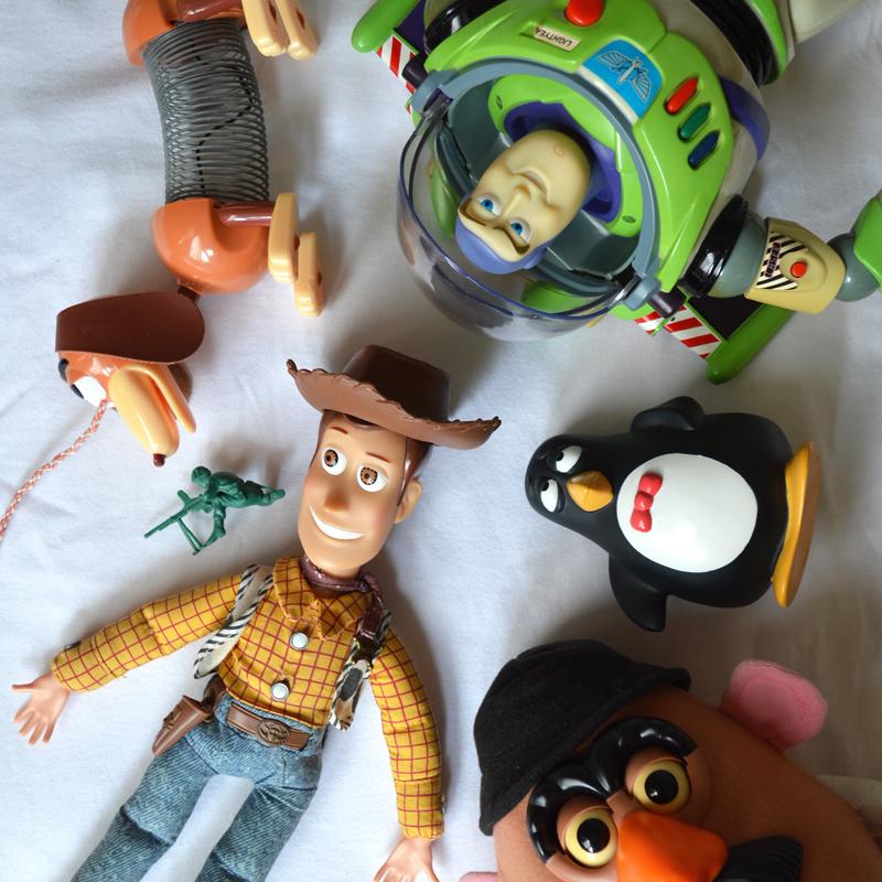トイストーリーの魅力と大切にしているおもちゃたち #トイストーリー